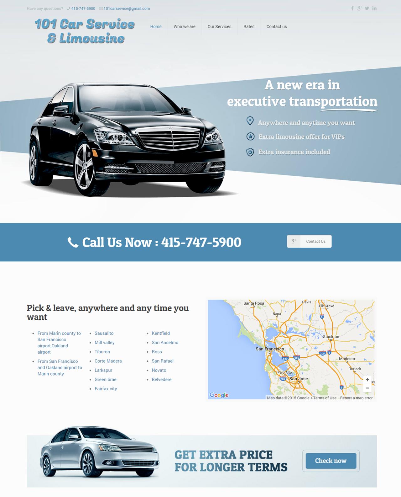 101 Car Service & Limousine
